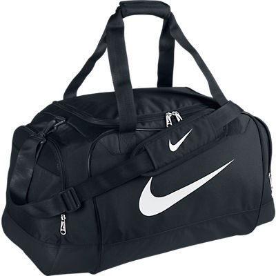 Сумка спортивная Nike Club Team Medium Duffel черная