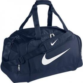 Сумка спортивная Nike Club Team Small Duffel синяя