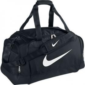 Сумка спортивная Nike Club Team Small Duffel черная