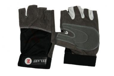 Перчатки для фитнеса Zelart BC-3544 серые