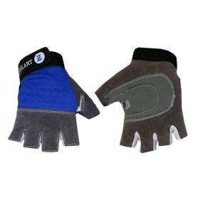 Перчатки для фитнеса Zelart BC-3544 синие - S