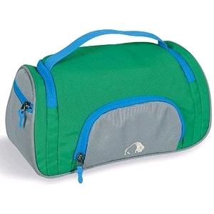 Сумка для туалетных принадлежностей Tatonka Wash Bag Plus TAT 2839 green