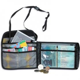 Фото 3 к товару Кошелек на шею Tatonka Travel Wallet TAT 2915 navy