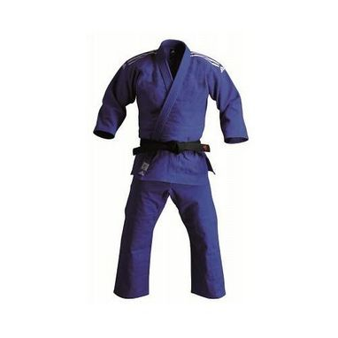 Кимоно для дзюдо Adidas Judo Uniform Contest синее