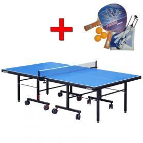 Стол теннисный G-profi + подарок