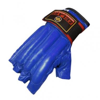 Снарядные перчатки (шингарты) ZLT cиние