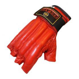 Снарядные перчатки (шингарты) ZLT красные