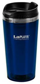 Термочашка Laplaya Mercury 0.42 л синяя