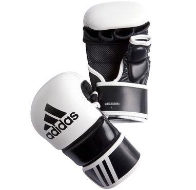 Перчатки тренировочные для ММА Adidas Training Glove leather