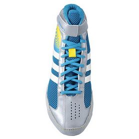Фото 2 к товару Борцовки adidas Response 3.1 желто-синие