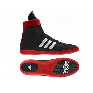Борцовки Adidas Combat Speed 4 красные