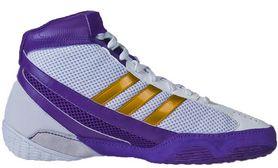 Фото 2 к товару Борцовки Adidas response III фиолетовые