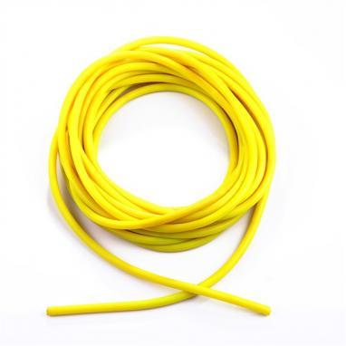 Жгут эластичный трубчатый Pro Supra I-4127-9 желтый