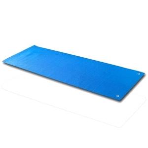 Фото 1 к товару Коврик для йоги (йога-мат) с отверстиями TapiGym Sveltus 5 мм синий