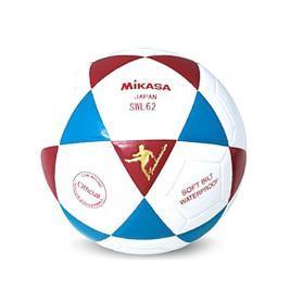 Мяч футзальный Mikasa SWL62 (Оригинал) красный/голубой
