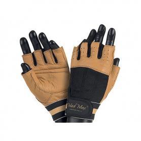Перчатки спортивные универсальные Mad Max Classic MFG 248 коричневые