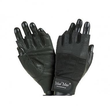 Перчатки спортивные универсальные Mad Max Classic MFG 248 черные