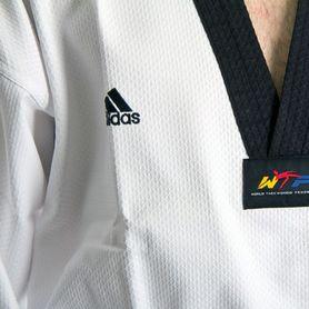 Фото 2 к товару Кимоно для тхэквондо Adidas Grand Master (добок)