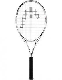 Ракетка теннисная Head Nano Ti.Lite серая с белым