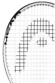 Фото 3 к товару Ракетка теннисная Head Nano Ti.Lite серая с белым