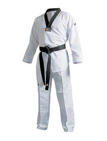Фото 1 к товару Кимоно для тхэквондо Adidas Fighter Uniform (добок)