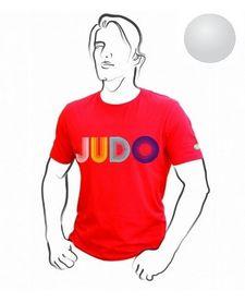 Футболка Green Hill Judo TSRL-9058 белая