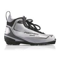 Ботинки для беговых лыж Fischer'12  XC Sport Silver