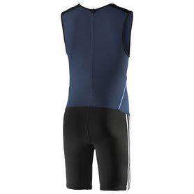 Фото 2 к товару Комбинезон для тяжелой атлетики Adidas WL CL SUIT M синий