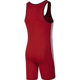 Фото 2 к товару Комбинезон для тяжелой атлетики Adidas Base Lifter Weightlifti красный