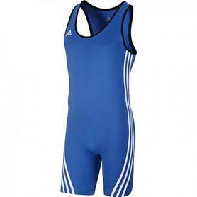 Комбинезон для тяжелой атлетики Adidas Weightlifti Base Lifter синий