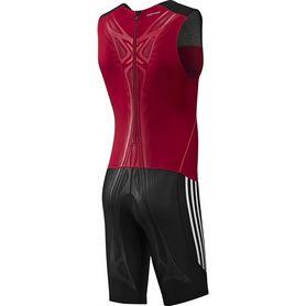 Фото 2 к товару Комбинезон для тяжелой атлетики Adidas Power WL Suit M красный