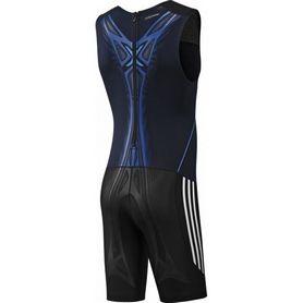 Фото 2 к товару Комбинезон для тяжелой атлетики Adidas Power WL Suit M синий