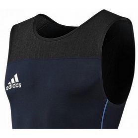 Фото 3 к товару Комбинезон для тяжелой атлетики Adidas Power WL Suit M синий