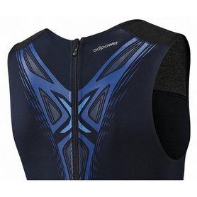 Фото 4 к товару Комбинезон для тяжелой атлетики Adidas Power WL Suit M синий