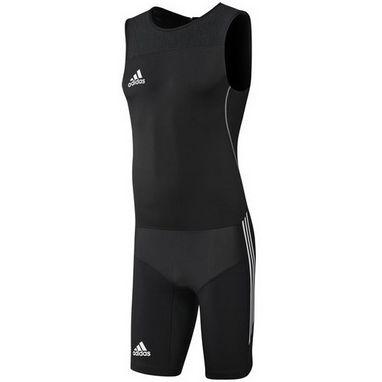 Комбинезон для тяжелой атлетики Adidas Power WL Suit M черный