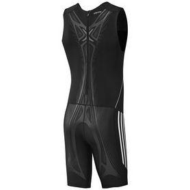 Фото 2 к товару Комбинезон для тяжелой атлетики Adidas Power WL Suit M черный