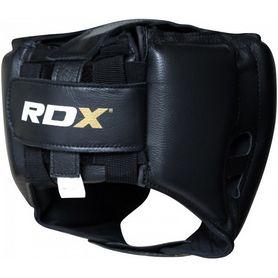 Фото 4 к товару Шлем боксерский тренировочный RDX White