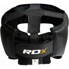 Фото 5 к товару Шлем боксерский тренировочный RDX White