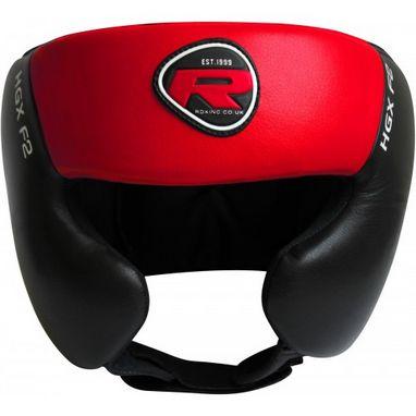 Шлем боксерский тренировочный RDX Red