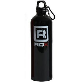 Фото 1 к товару Бутылка для воды RDX Aluminium Black 1000 мл