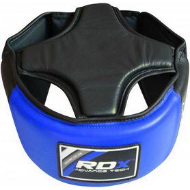 Фото 5 к товару Шлем боксерский RDX Blue new