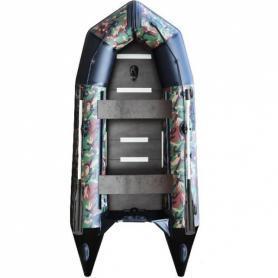 Лодка надувная моторная килевая Aquastar K320 камуфлированная