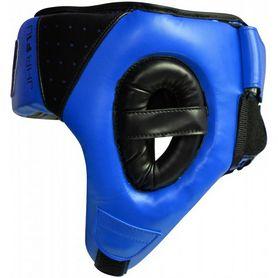 Фото 2 к товару Шлем боксерский детский RDX Blue
