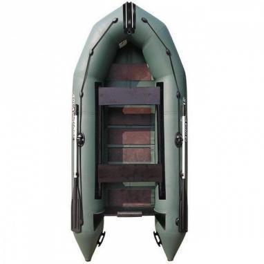 Лодка надувная моторная Aquastar C-320 зеленая