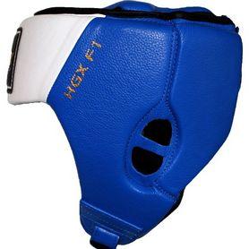 Фото 2 к товару Шлем боксерский для соревнований RDX Blue