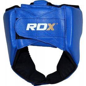 Фото 3 к товару Шлем боксерский для соревнований RDX Blue