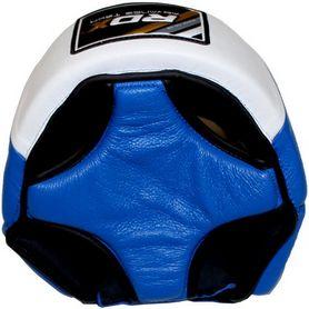Фото 4 к товару Шлем боксерский для соревнований RDX Blue