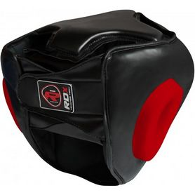 Фото 2 к товару Шлем боксерский тренировочный RDX Guard
