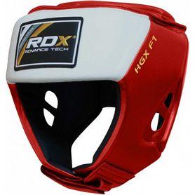 Шлем боксерский для соревнований RDX Red