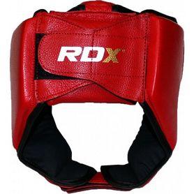 Фото 3 к товару Шлем боксерский для соревнований RDX Red